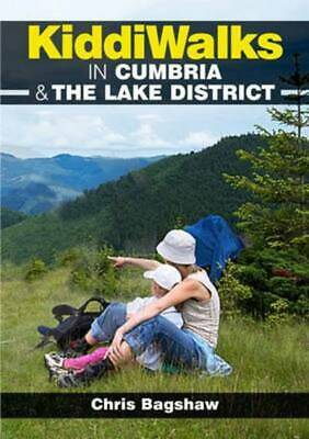 Countryside Books walking guide: Kiddiwalks in Cumbria & the Lake District by