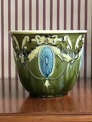 French Antique planter pot EXC CONDITION