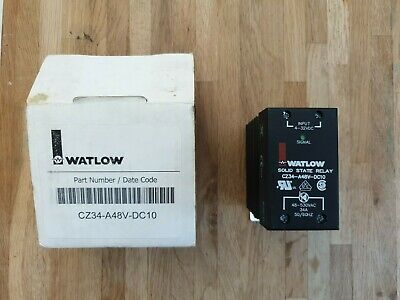 Watlow CZ34-A48V-DC10 Solid State Relay