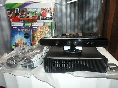 Xbox 360 S 4Gb Console/Kinect