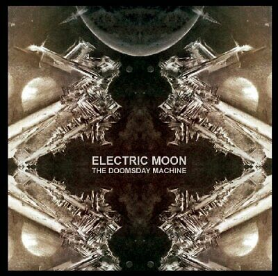 ELECTRIC MOON - The Doomsday Machine - CD Sulatron