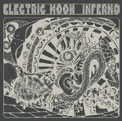 ELECTRIC MOON - inferno CD Sulatron