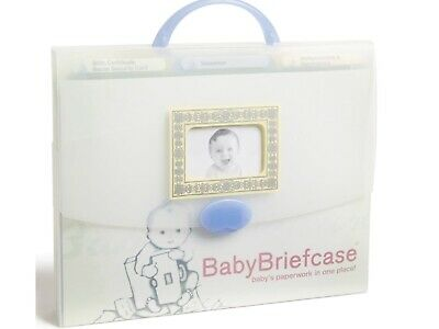 Baby Briefcase Style 003 Baby's paperwork in one place!