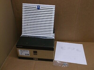 SK 3243.110 Rittal NEW In Box Top Therm Enclosure Cooling Filter Fan Unit