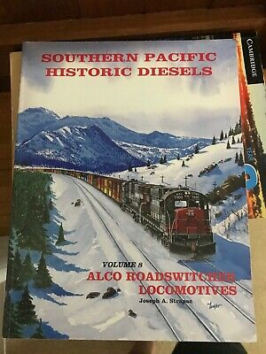 Southern Pacific Historic Diesels