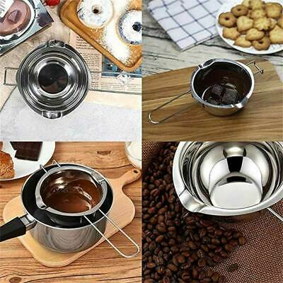 Wax chocolate Melt Pot Stainless Steel Double Boiler DIY Wedding Scented Candle