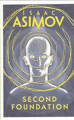 Second Foundation (Paperback) Book by Isaac Asimov