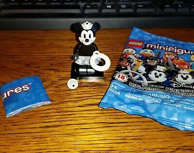 Lego Disney Minifigures Series 2 Minnie Mouse Vintage Style Figure 71024