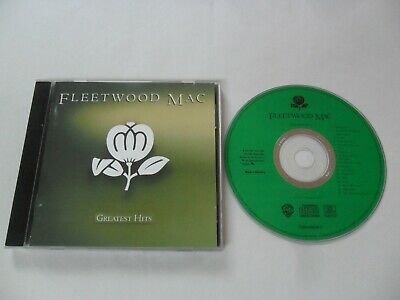 Fleetwood Mac - Greatest Hits (CD 1988) Germany Pressing