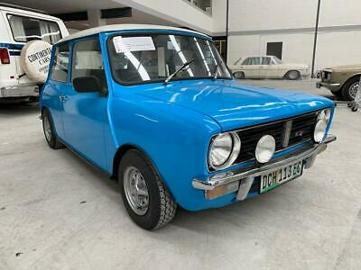 1973 Mini 1275GT- Very unusual opportunity!