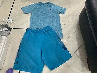 Boys Under Armour Set Size XS Mens Age 13 Years
