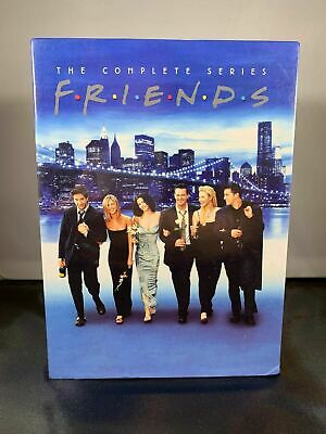 Friends The Complete Series Brand New & Sealed 32 DVD Box Set FREE SHIPPING