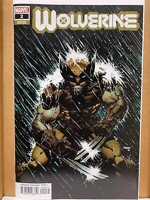 WOLVERINE THE END #1 DAVID FINCH VARIANT 2003 WIZARD WORLD TEXAS