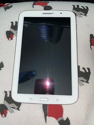 "Samsung Galaxy Note GT-N5110 8"" 16GB WiFi Tablet Factory Reset No Og Box Working"