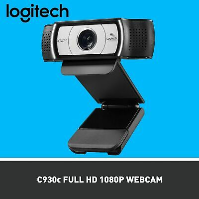 Logitech C930c 960-001260 1080P HD Business Webcam