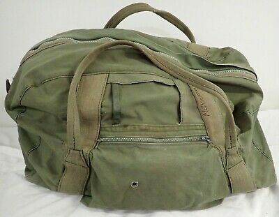 Australian Army Heavy Canvas Echelon Bag 1981 Aussie tagged