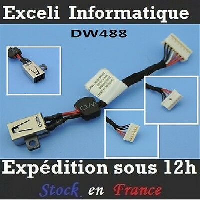Dc Power Jack Dell Precision M3800 XPS 15 9530 DC30100O800 9550 9560 5510 Socket