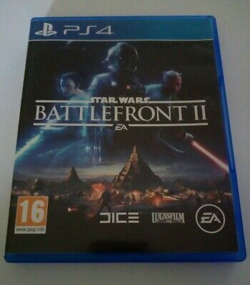 Star Wars Battlefront 2 II - PS4 - Playstation