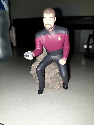 Star Trek William T Riker Hallmark Keepsake 1996
