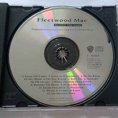 Fleetwood Mac - Behind The Mask (CD) -> Very Good, Free Delivery