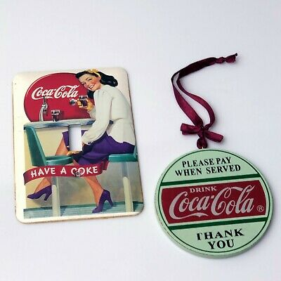 COCA-COLA Travel Refreshed NOTE CARD John Bader Note Card SET NEW MINT IN BOX!