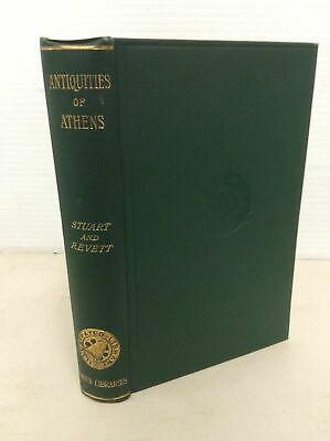 1913 THE ANTIQUITIES OF ATHENS AND MONUMENTS OF GREECE Illustrated*Architecture