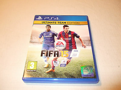 FIFA 15 Ultimate Team Edition - PS4 - Excellent Condition