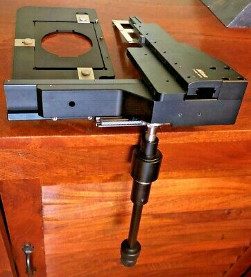Nikon Attachable Mechanical Stage for TE2000/Ti microscope with plain stage