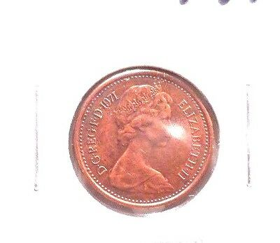 Circulated 1971 1/2 New Penny Uk Coin !!!!!