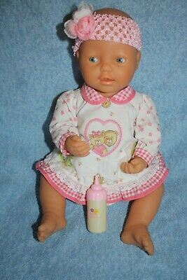 Vintage My Sweet Love Baby Doll Drinks And Wets Plays Peek A Boo Famosa.