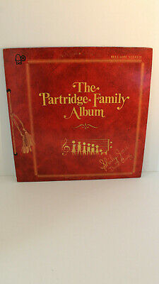 "THE PARTRIDGE FAMILY - 'The Partridge Family Album' 12"" Vinyl LP Record"