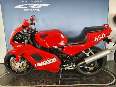 Laverda Ss 650 Supersport Excellent Condition