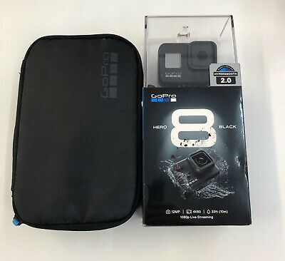 GoPro Hero8 Black Waterproof Digital Action Camera With Extras See Pictures