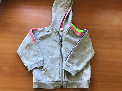 Baby Girl Adidas Hoodie Size 6-9Mth
