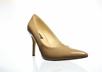 Nine West Womens Flax Barely Nude Pumps Size 11 (1184437)
