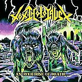 An Overdose of Death... by Toxic Holocaust (Vinyl, Sep-2008, Relapse Records...