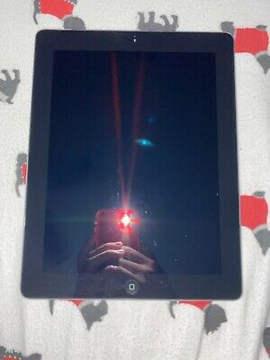 Apple iPad 3 A1430 64GB,Wi-Fi+Cellular AT&T,9.7in-Black, Factory Reset