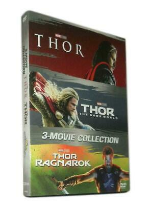 Thor 1-3 DVD Brand New and Sealed Free Postage