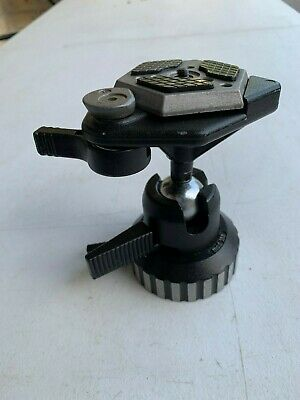 Manfrotto 168 Pro Ball Head - Made in Italy