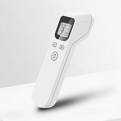 No Touch Digital IR Infrared Forehead Thermometer Gun Temperature Adult Body FDA