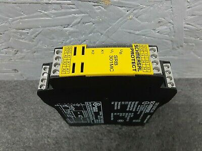 Schmersal Protect SRB 301MC-24V - Safety Relay Controller