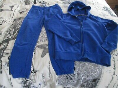 Boys Tracksuit Age 9-10 years, Blue Excellent condition.