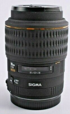 Sigma EX 105mm 1:2.8 Macro With Case -CP7162