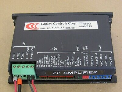 1pcs Used Good COPLEY controls corp MOD.NO.412   90 day warranty