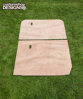 VW T5 Transporter SWB Camper / Day Van Interior Roof Lining 3.6mm Ply Trim Kit