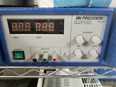 BK Precision Regulated DC Power Supply, 0-30 VDC, 0-3 ADC
