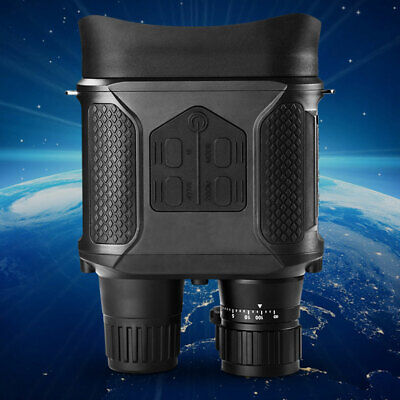 Magnifying HD Night Vision Infrared Digital Outdoor Camcorder Binoculars US