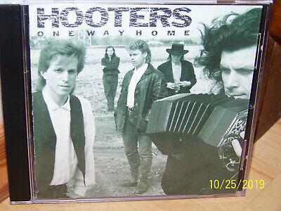 The Hooters - One way home (CD 1987)