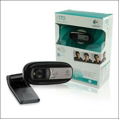 Logitech C170 Webcam. Brand new in box.