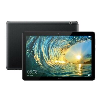 Huawei Mediapad T5 10.1 Inch 16GB Android Tablet - Black